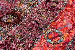 Poncho Royalty Free Stock Photos
