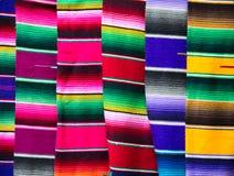 Ponchos mexicanos Fotografía de archivo