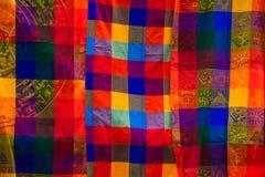 Ponchos mexicanos Imagen de archivo