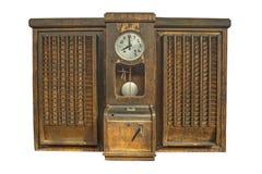 Poncza zegar, czasu pisak Fotografia Stock
