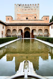 Alcazar Royalty Free Stock Photo