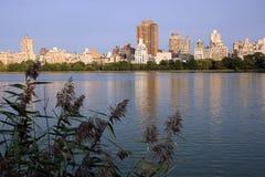 Pond em New York Imagens de Stock