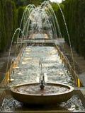 Pond Fountain Royalty Free Stock Photos