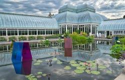 The New York Botanical Garden Royalty Free Stock Photography