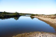 Pond - Sardinia Royalty Free Stock Image