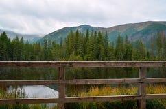 Pond in Tatra mountains, Poland Royalty Free Stock Image