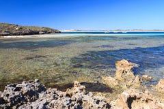 Pondalowie Bay Royalty Free Stock Photo