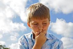 Pondering Stock Photos