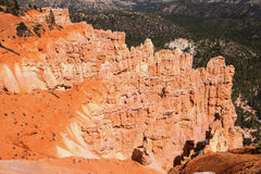 Ponderosa Point in Bryce Canyon Stock Photography
