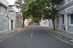 Pondicherry,印度 图库摄影