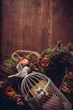 Pondoir de décor Image stock