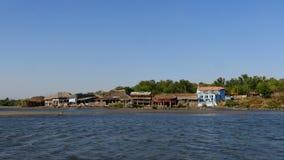 Poneloya, Никарагуа Стоковое фото RF