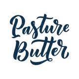 Poner letras a cita, gran dise?o para cualquier prop?sitos Lema del vector Comida sabrosa de la dieta del desayuno Pasto, nutrici ilustración del vector