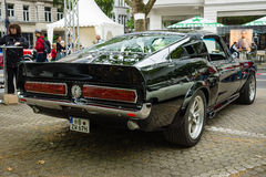 Poneyauto Ford Shelby GT500 Eleanor Super Snake Royalty-vrije Stock Afbeeldingen