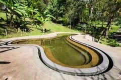 Pong Duet Hot Springs foto de stock royalty free
