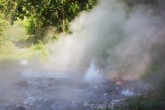 Pong Duet Hot Springs imagens de stock royalty free