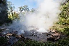 Pong Duet Hot Springs imagem de stock royalty free