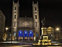 Ponga el ` Armes Notre Dame Church de d Fotografía de archivo