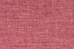 Ponga en contraste la textura rosada de la tela para su nuevo interior fotografía de archivo libre de regalías