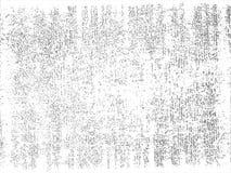 Ponga simplemente la textura sobre cualquier objeto para crear efecto apenado stock de ilustración