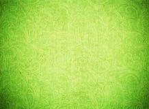 Ponga verde el fondo de la textura Fotografía de archivo libre de regalías