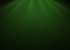 Ponga verde el laminado de metal stock de ilustración