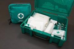 Ponga verde el primer kit Fotos de archivo libres de regalías