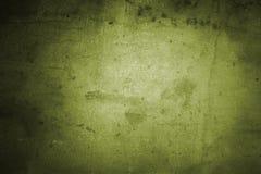 Ponga verde Grunge Fotos de archivo