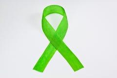 Ponga verde la cinta Foto de archivo