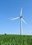 Ponga verde la energía Foto de archivo libre de regalías