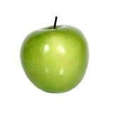 Ponga verde la manzana Imagenes de archivo
