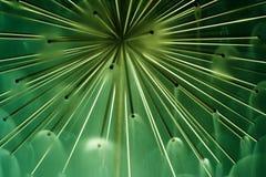 Ponga verde la sensación del abastract Imagen de archivo
