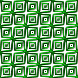 Ponga verde los nudos célticos Imágenes de archivo libres de regalías
