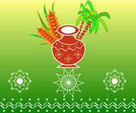 Pongal - Indian festival Stock Photos
