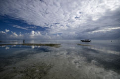 Pongwe, Zanzibar Royalty Free Stock Photos