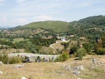 Ponoare naturalny most Obraz Stock