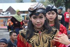 Ponorogo Reog индонезийца Стоковое Изображение