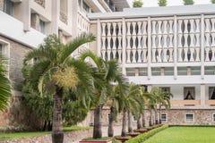 Ponowne zjednoczenie pałac niezależności pałac w Ho Chi Minh mieście f obrazy stock