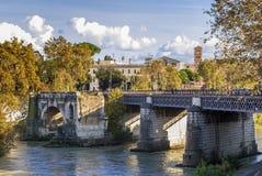 Pons Aemilius, Rome Stock Photography