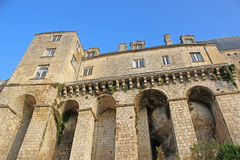 Pons Castle, France Stock Image