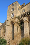 Pons Castle, France Royalty Free Stock Photos