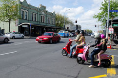 Ponsonby Auckland New Zealand NZ NZL Royalty Free Stock Photos