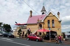 Ponsonby Auckland Nya Zeeland NZ NZL Royaltyfri Fotografi