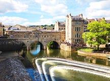 Pont à Bath Image stock