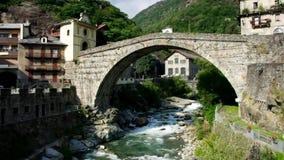 Pont Άγιος Martin απόθεμα βίντεο