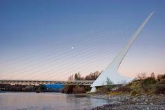 Pont 205 en cadran solaire Photographie stock