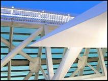 Pont #6 en cadran solaire Photographie stock libre de droits