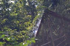Pont abandonné Images stock