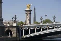 Pont Alejandro III Imagenes de archivo