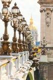 Pont Alexandre III, Paris Royalty Free Stock Photography